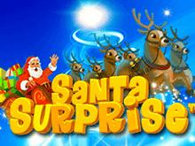 На сайте игрового портала азартная игра Santa Surprise