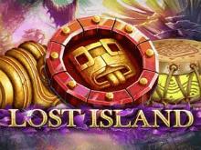 Азартная игра Lost Island, нажмите на кнопку и испытайте шанс