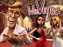 Азартный игровой автомат Mr Vegas на ya888ya.org