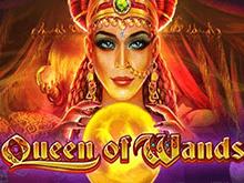 На игровом портале топ автомат Queen of Wands